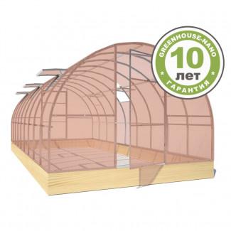 Сотовый поликарбонат GREENHOUSE-nano прозрачный 2100х12000х6мм