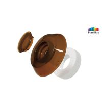 Термошайба для поликарбоната УП500 бронза D=40мм